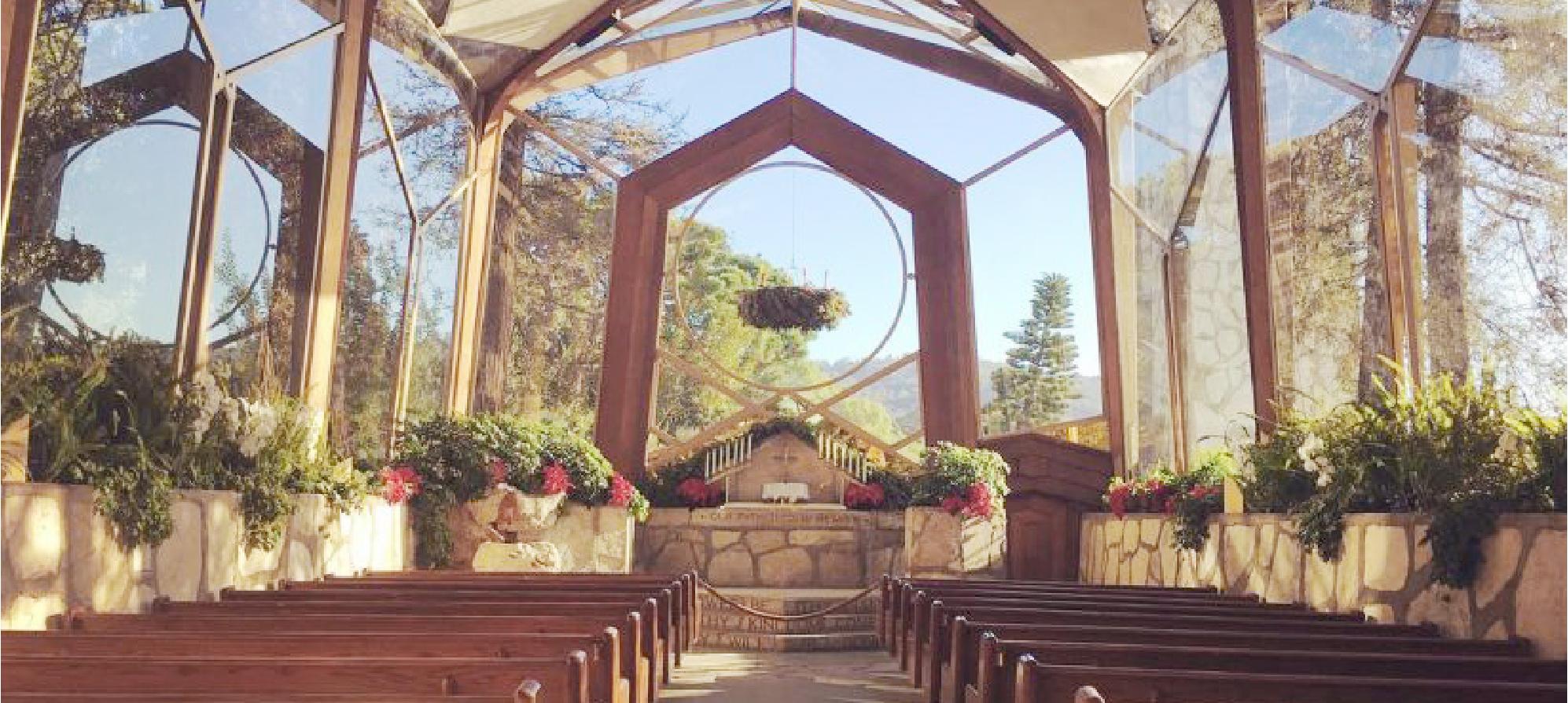 夢中的婚禮:3 個異國浪漫婚禮場地