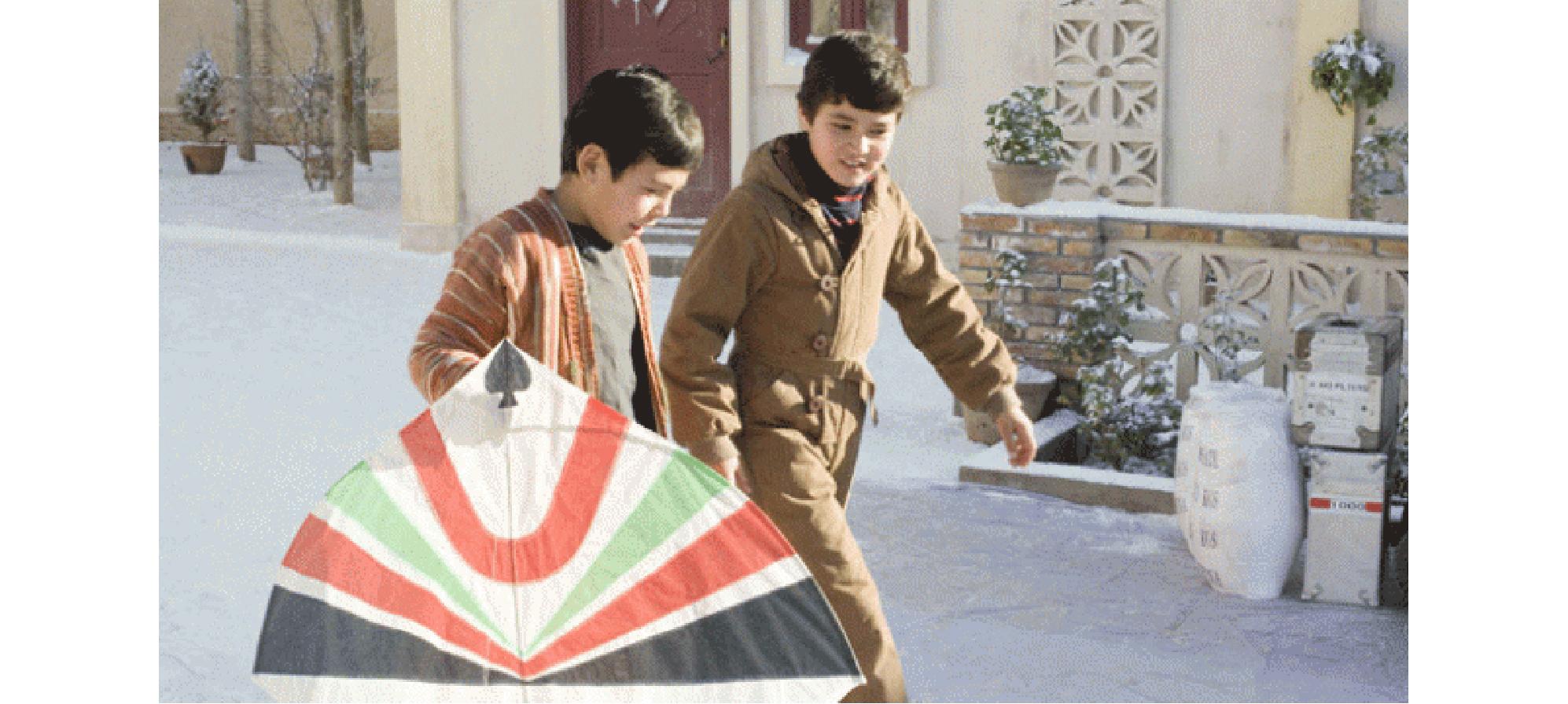 週末電影推薦:《 The Kite Runner 》追風箏的孩子