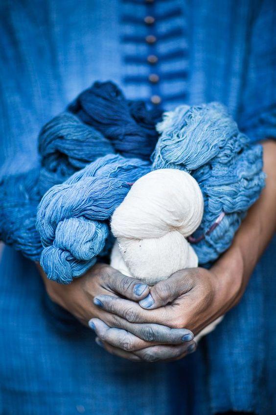 把藍染技術發揮到極致的品牌:BUAISOU 藍染工房