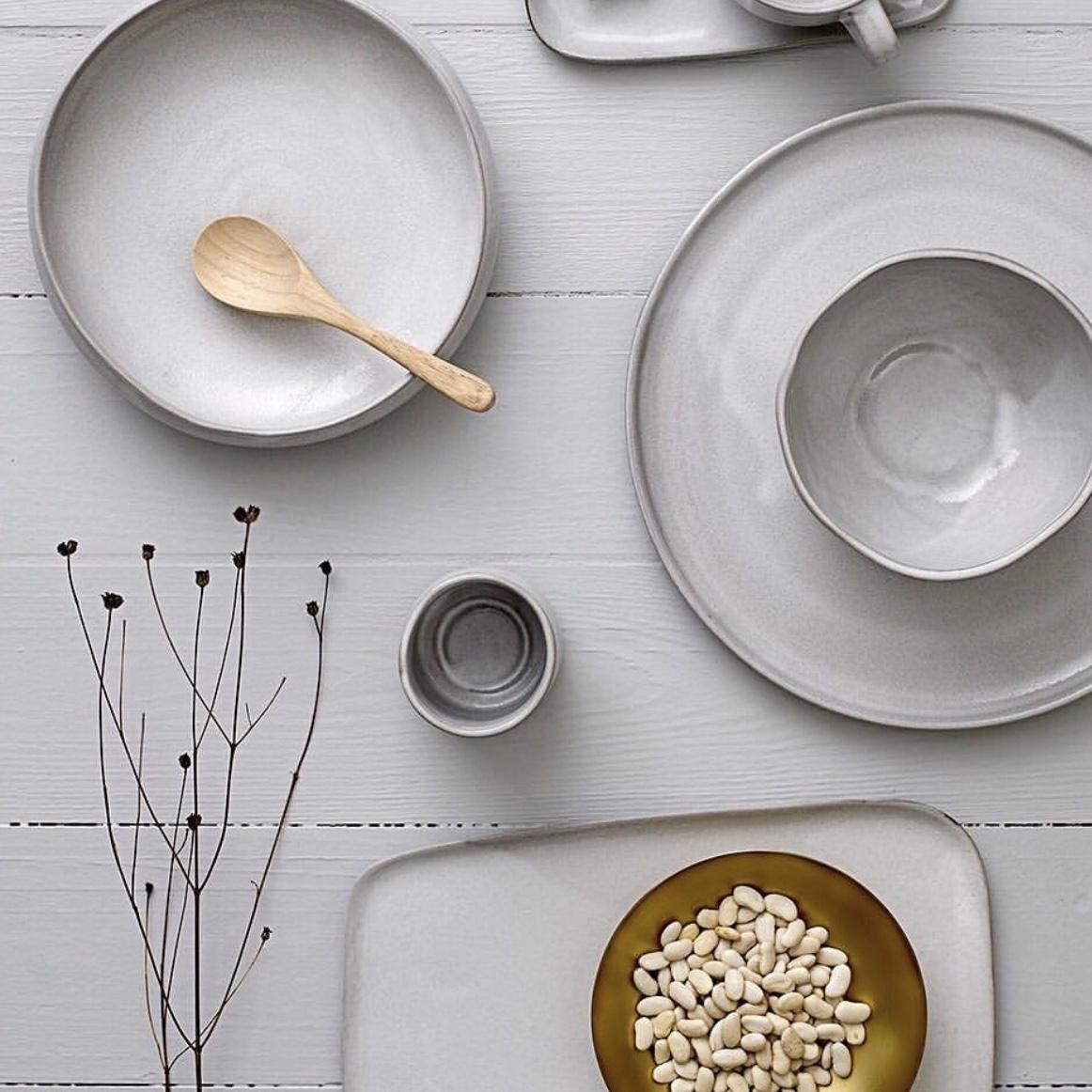 吃得有營又有型 // 餐具帶動快樂:丹麥品牌 Bloomingville