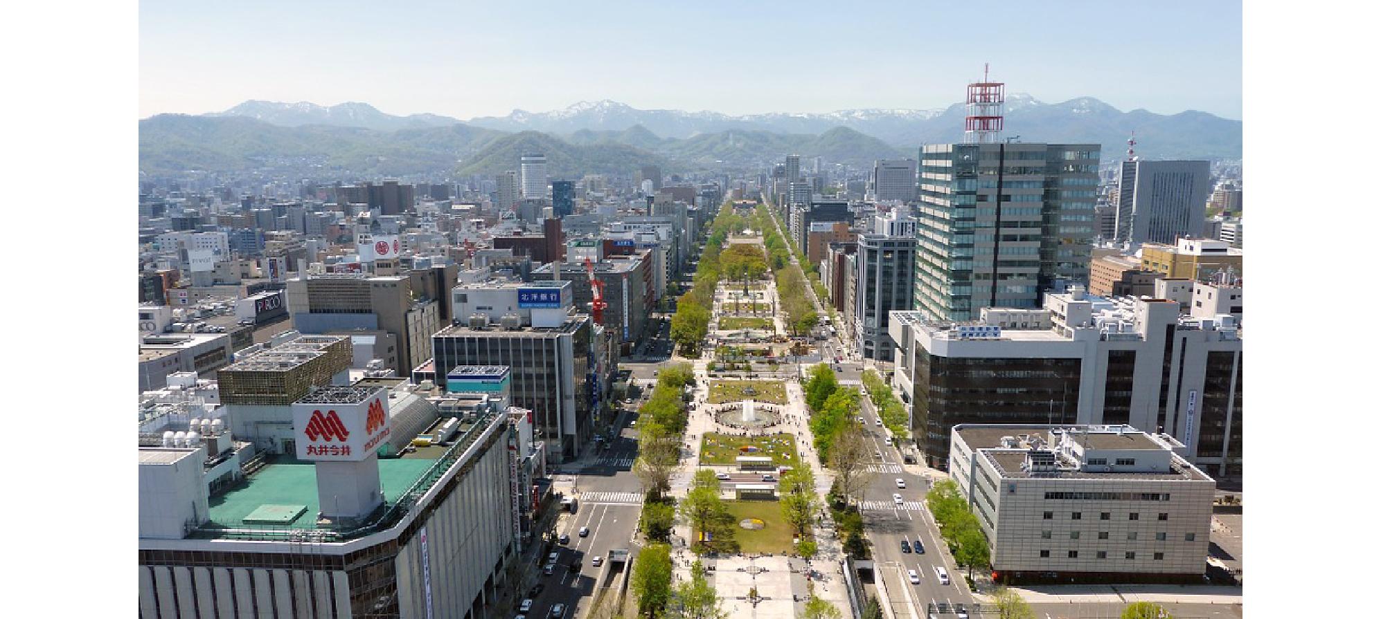 獨自一人出走:遇上如此美好的北海道