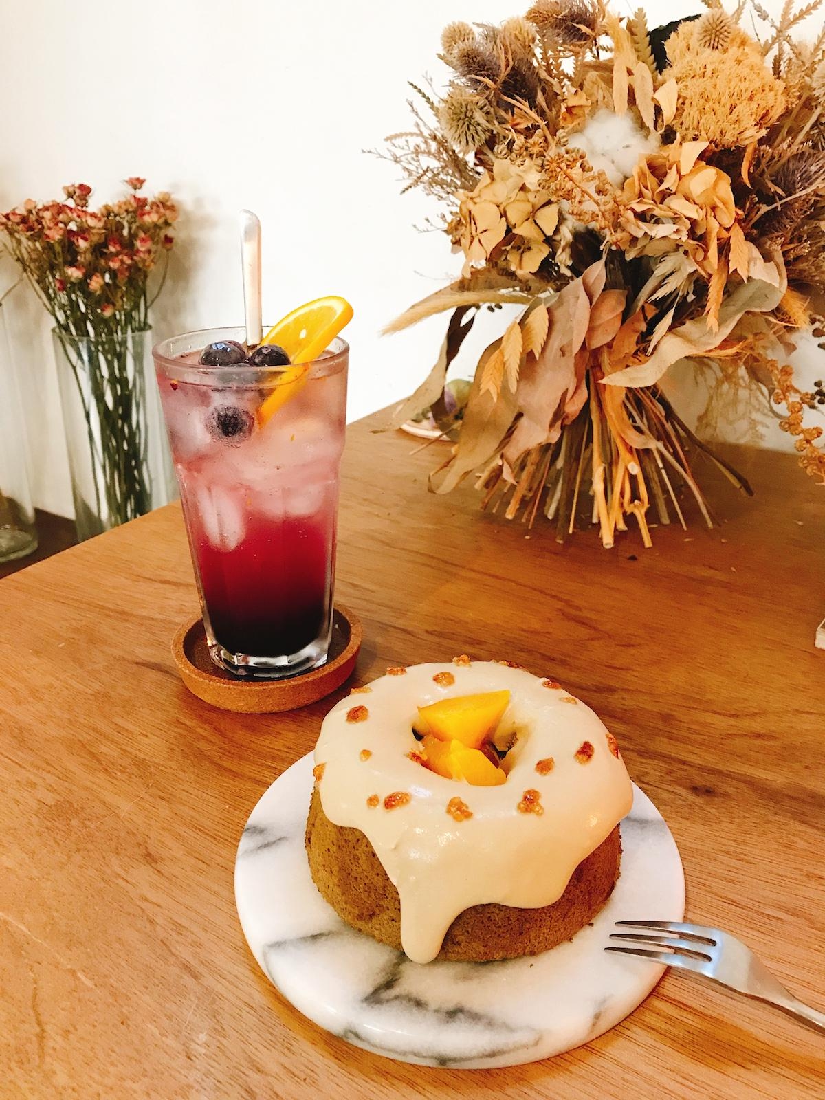 台南 安平 花藝 甜點店 Meller Coffee 結合 美學 活化 視覺 細胞