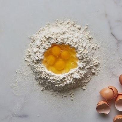 週末實驗廚房:自製手工義大利麵