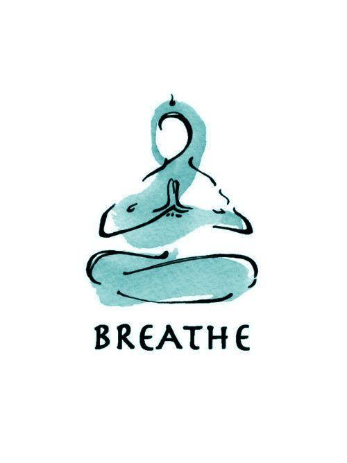 心靈 健康 呼吸 breathe breathing