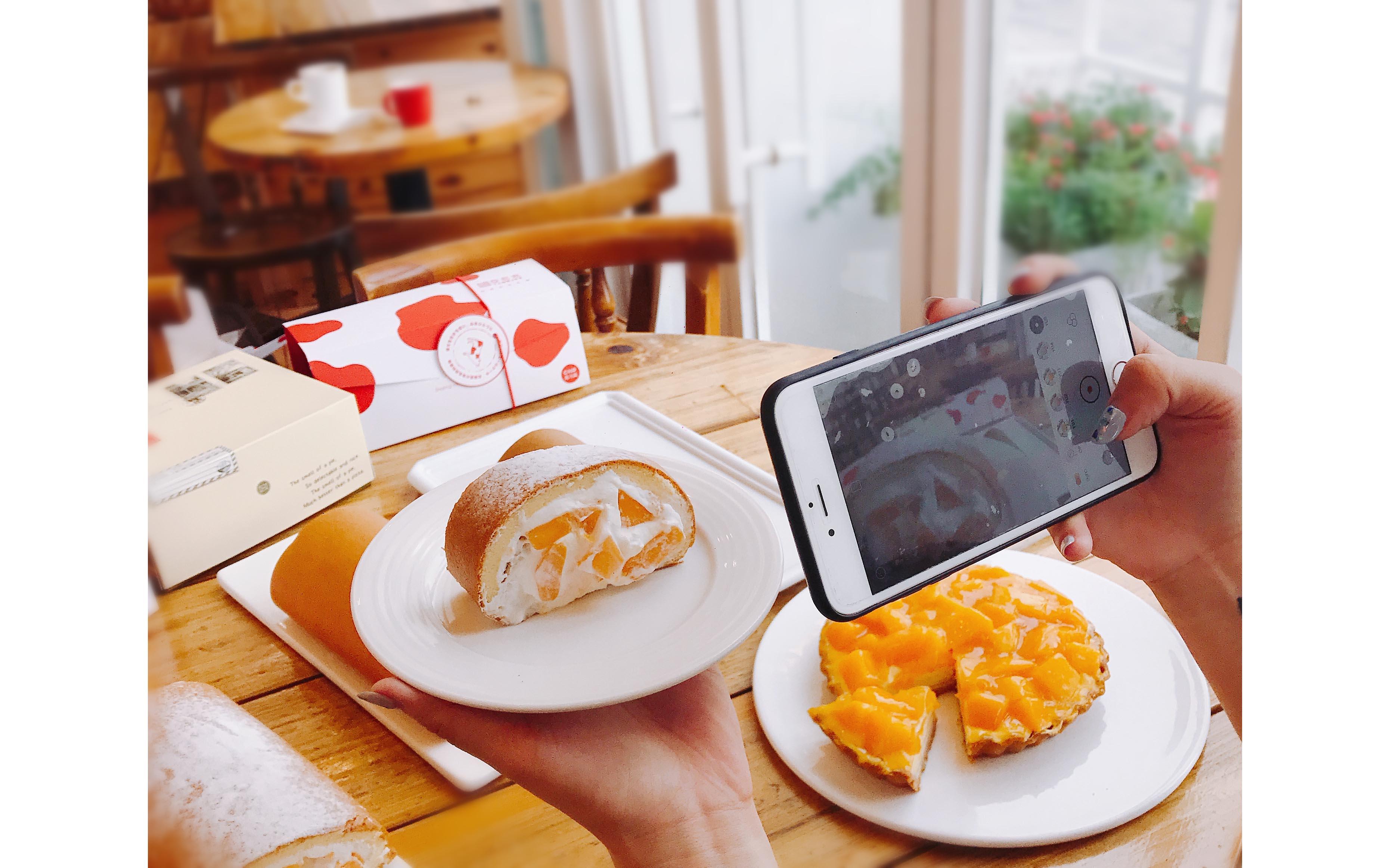 時令 甜點 特輯 打造 消暑聖品 金黃 芒果 甜點 台灣