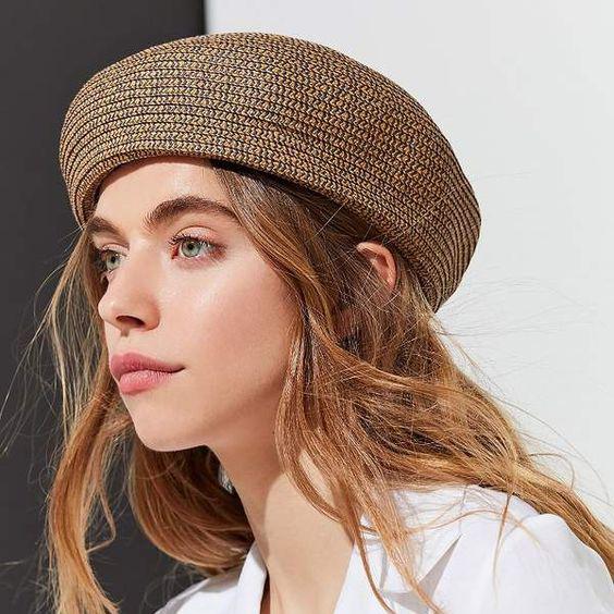 夏日 裝備 添置 第一位 時尚 草帽 候選 名單