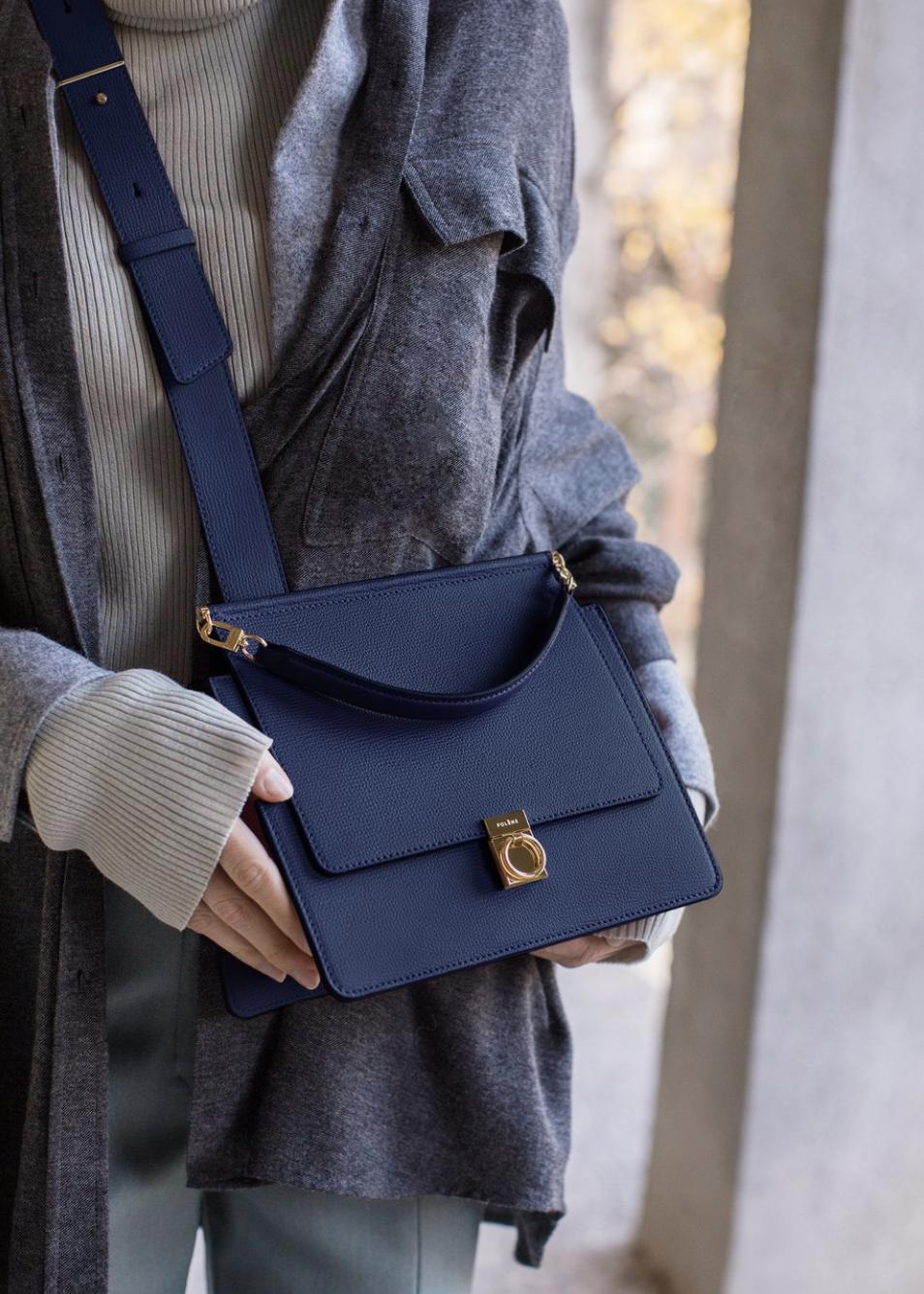 巴黎小眾品牌手袋 Polene,設計美學與皮革經驗兼容的家族品牌NUMBER SEVEN
