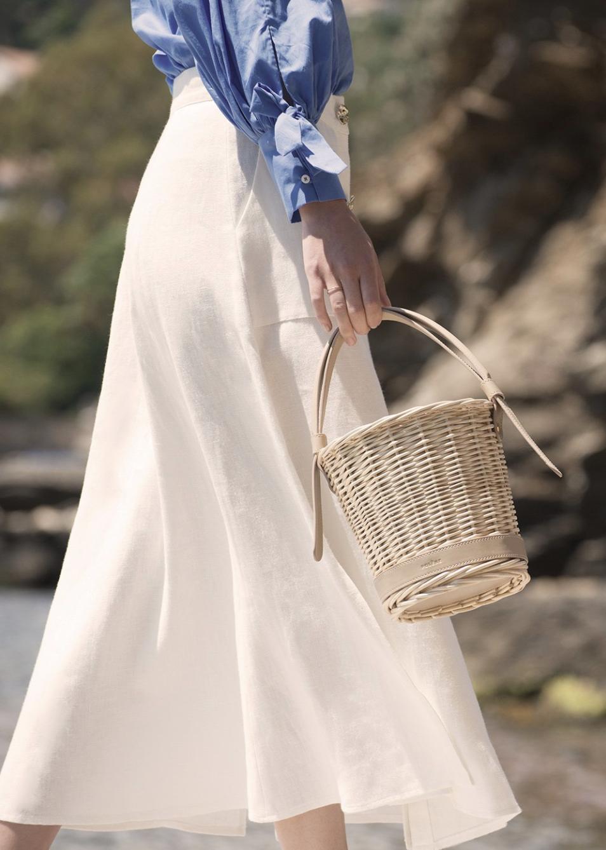 巴黎小眾品牌手袋 Polene,設計美學與皮革經驗兼容的家族品牌藤編包