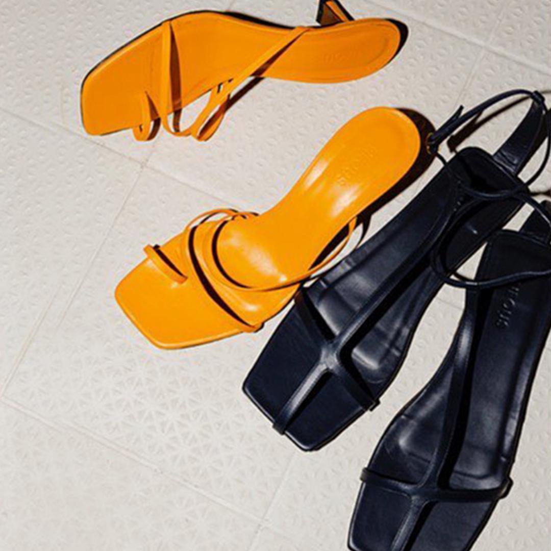 今個夏日,繼續無『趾』不歡 | 6款小眾涼鞋推薦