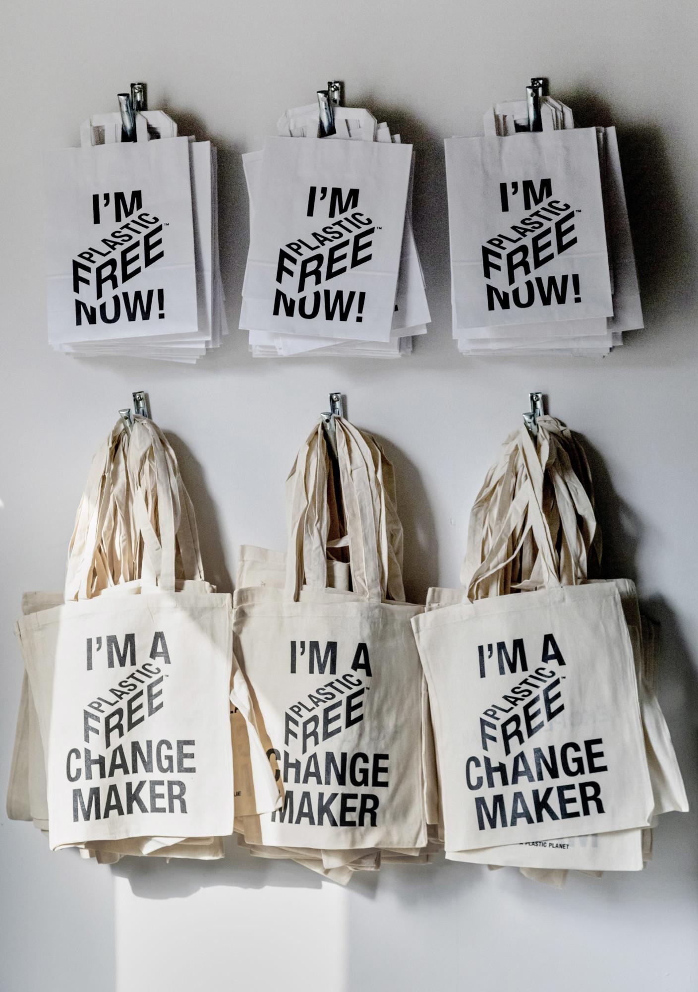 新鮮食品無塑料包裝不行?全球第一間「無塑料超市」給你證明:行!