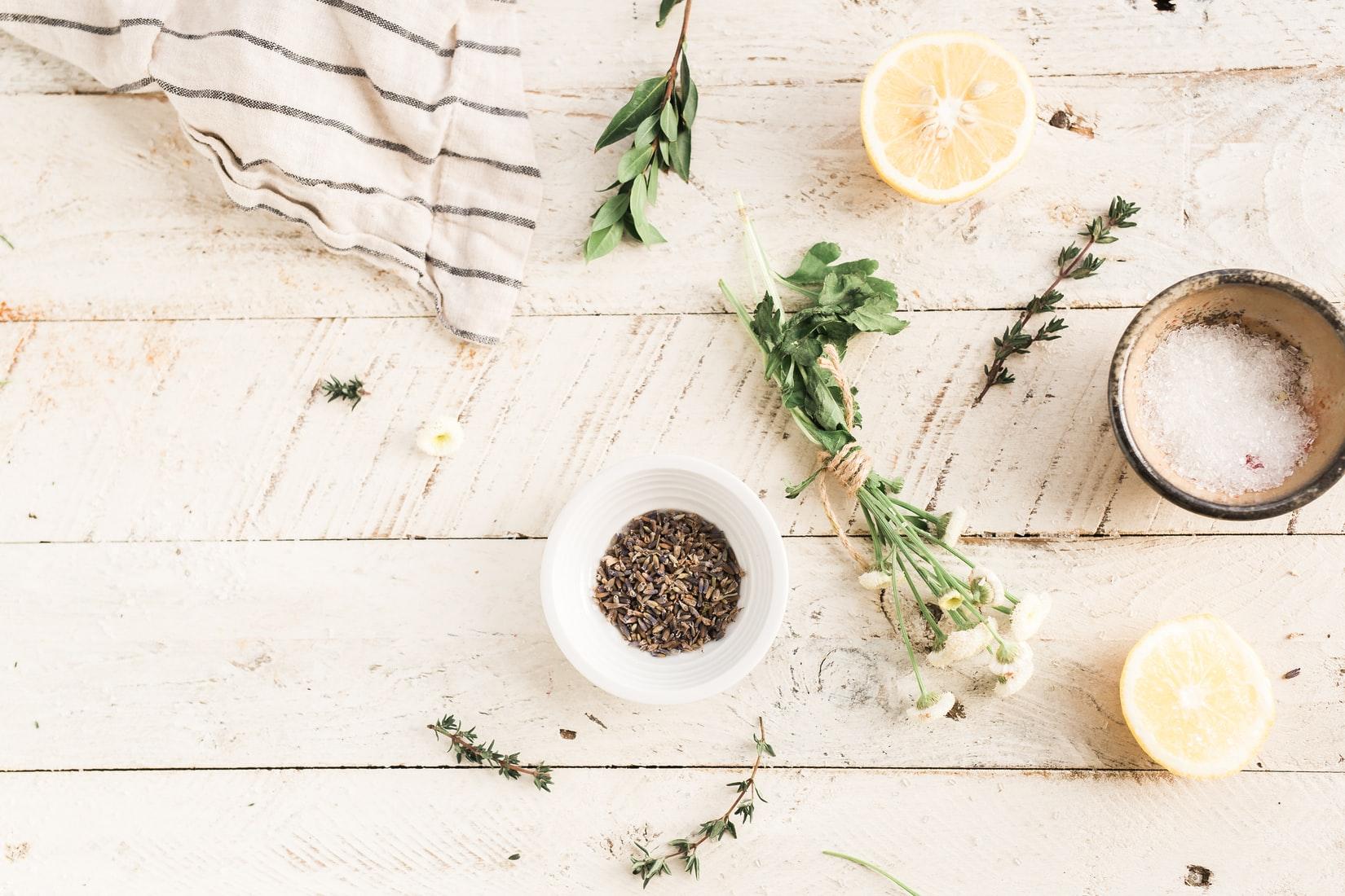 【自製香氛】五種不同精油的配方,讓你隨時隨地享受好心情